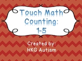 (Adapted Book) Point and count Math : 1-5