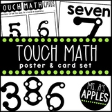 Touch Math: Poster & Card Set