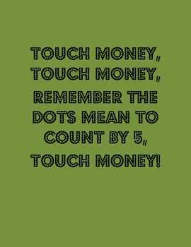 Touch Money Chant