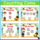 Touch Money Counting Coin Smartboard Vertical