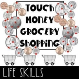 Touch Money Grocery Shopping Drop and Drag Digital Activity