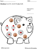 Touch Money Piggy Bank for Children with Autism or Special Needs