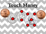 Touch Money Piggy Bank