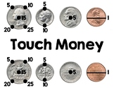 Touch Money Poster