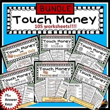 Touch Money Product: 6 Product BUNDLE