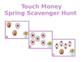 Touch Money Scavenger Hunt: Spring Edition