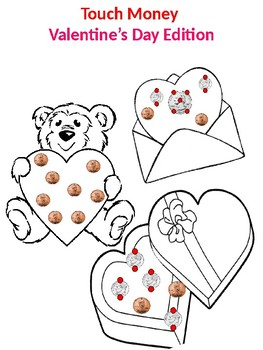 Touch Money for Autism & Special Needs *Valentine's Day Edition*