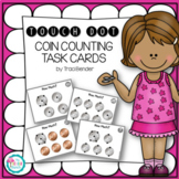 Touch Dot Coin Counting Task Cards