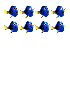 Touch Point Finding Nemo