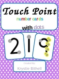 Number Cards with Dots 1-9 Point and Press