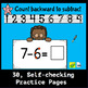 Touch Math Subtraction from 10: Activinspire flipchart