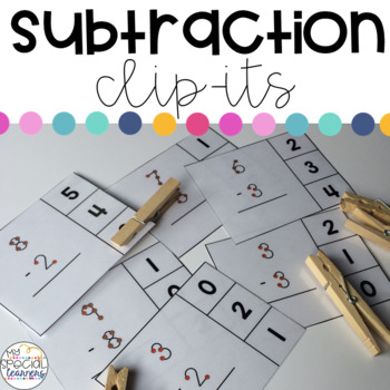 Touch Point Subtraction Clip-Its