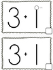 Touch Points Addition: Counting On (Sums with 1) FREEBIE