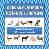 Touch The Animal - Google - Distance Learning (ABA, Speech