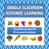 Touch The One You Eat - Google - Distance Learning (ABA, S
