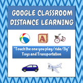 Touch The One You Play / Ride / Fly - Google - Distance Le