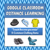 Touch The One You Wear - Google - Distance Learning (ABA,