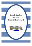 Touch Typing on the Qwerty Keyboard