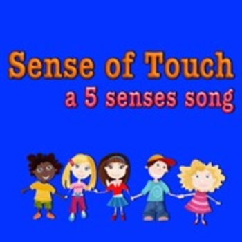 Skin and the sense of touch! A 5 senses music video!