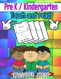 Touch and Read Beginner books- BLUE