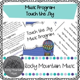 Touch the Sky Music Program
