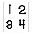 TouchMath Touch Point Identification Activity