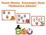 TouchMoney Scavenger Hunt **Halloween Edition**
