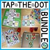 Tap-the-Dots Math Activity BUNDLE