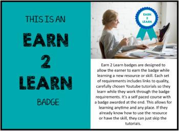 Touchcast Open Badges