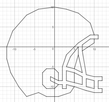 Touchdown! - A Math-Then-Graph Activity - Solving Proportions
