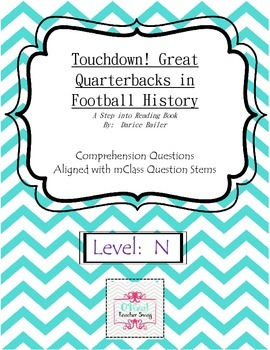 Touchdown! Great Quarterbacks in Football History (Questions)