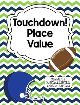 Touchdown! Place Value Practice