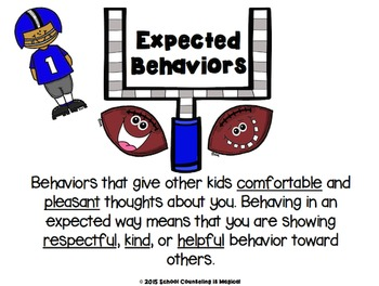 Touchdown to Expected Behavior