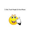 Touching Others - a Social Story for Appropriate Touching