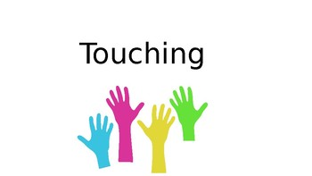 Touching-Social Story