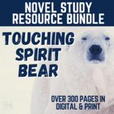 Touching Spirit Bear Novel Study Unit & Teaching Resource BUNDLE