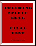 Touching Spirit Bear: Final Exam & Review. I Have... Who Has?