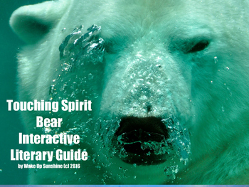 Touching Spirit Bear Interactive Literary Guide