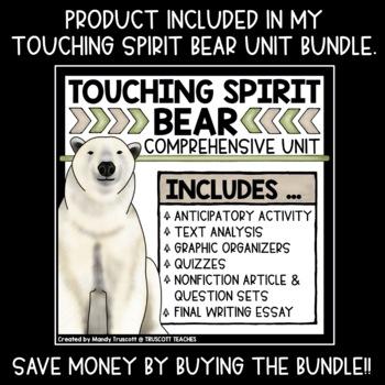 Touching Spirit Bear Mid-Term & Final