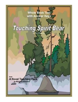 Touching Spirit Bear Whole Book Test