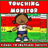Touching Visual: Appropriate Physical Contact to Reduce Violence & Hitting