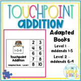 Touchpoint Adapted Books - Addition - Special Education