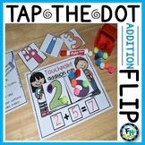 Touchpoint Addition Flip {Math Center}