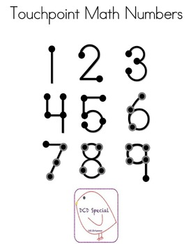 Touchpoint numbers