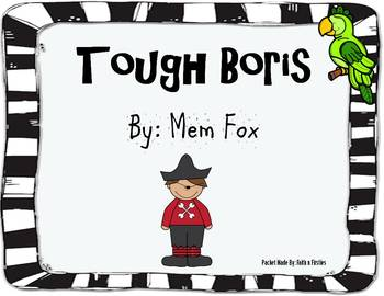 Tough Boris by Mem Fox