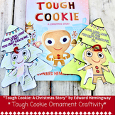 Tough Cookie Ornament Craftivitiy - Gingerbread Craft base