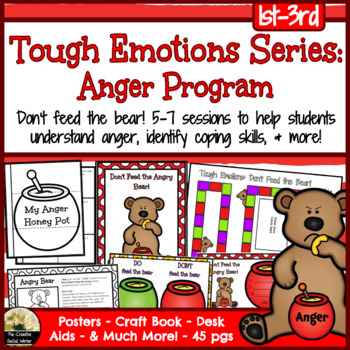 Tough Emotions Series: Managing Anger Program