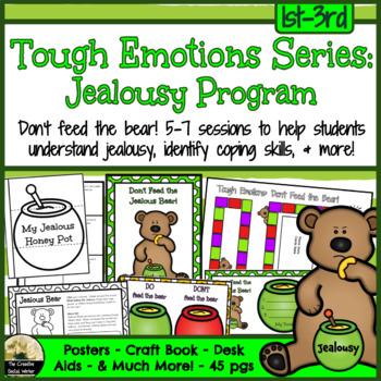 Tough Emotions Series: Managing Jealousy Program
