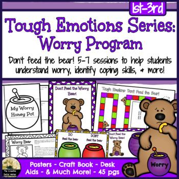 Tough Emotions Series: Worry Program