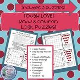 {FLASH FREEBIE}Tough Love!  Logic Puzzle!  Heart Theme!  Early Finishers!